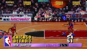 Thumbnail for You'll Never Guess How Much Revenue The Original Arcade Version Of NBA Jams Generated