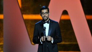 Thumbnail for Google CEO Sundar Pichai Got A Stock Package Worth Almost $200 Million