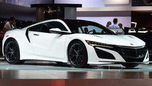 Thumbnail for The First New Acura NSX Just Sold For Over $1 Million