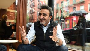 Thumbnail for Chobani Founder Does It Again: Employee Stock Deal Could Make Some Of Them Millions!