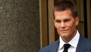 Thumbnail for Tom Brady Restructured His Contract And It Will Save Him $2 Million During His Suspension