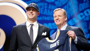 Thumbnail for It Doesn't Pay (As Well) To Be The No. 1 Pick In The NFL Draft This Year