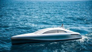 Thumbnail for The Mercedes-Benz Arrow 460 Granturismo Edition Yacht Costs $1.7 Million