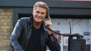 Thumbnail for David Hasselhoff Claims He Is BROKE. His Wife Begs To Differ…