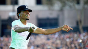 Thumbnail for Chance The Rapper Becomes The First Artist To Have A Streaming Exclusive Break Into The Billboard 200