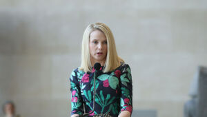 Thumbnail for Yahoo CEO Marissa Mayer Takes Home an Extra $14 Million