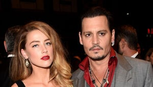 Thumbnail for Johnny Depp Doesn't Want to Give Amber Heard a Dime Of His $400 Million Net Worth