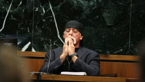 Thumbnail for Billionaire Investor Peter Thiel Admits to Funding Hulk Hogan's Suit Against Gawker
