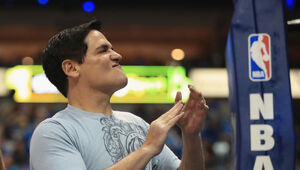 Thumbnail for Mark Cuban Says He's Open To Becoming Hillary Clinton's–Or Donald Trump's–Running Mate!