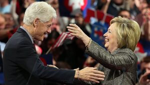 Thumbnail for How Much Did the Clintons Make From Paid Speeches in 2015?