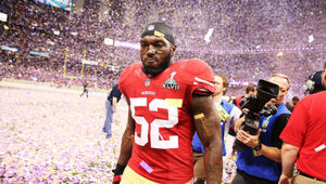 Thumbnail for From the Gridiron to the Boardroom: Ex-49er Patrick Willis in Silicon Valley