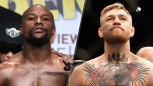 Thumbnail for Conor McGregor Wants $100 Million To Fight Floyd Mayweather… And Showtime Is Considering It!