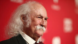 Thumbnail for Folk Rocker David Crosby To Pay $3 Million To Jogger He Hit With Car