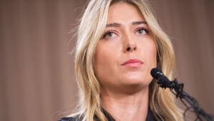Thumbnail for Maria Sharapova Is Suspended For Two Years On Doping Charges