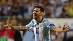 Thumbnail for Leo Messi's Salary Is Higher Than The Combined Salaries Of The Entire U.S. Men's National Team