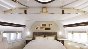 Thumbnail for Inside The $367M+ Luxury Jet: The Boeing 747-8 VIP