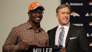Thumbnail for Von Miller Will Sit Out Next Season If No Deal By July 15