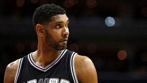 Thumbnail for Despite Being Worth $130 Million, Tim Duncan Still Shops At Old Navy