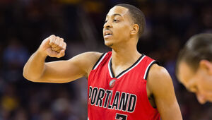 Thumbnail for C.J. McCollum Signs Enormous Contract Extension With The Trail Blazers