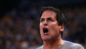 Thumbnail for Billionaire Mark Cuban Tweets Another Attack At Billionaire Donald Trump