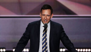 Thumbnail for Silicon Valley Left Scratching Their Heads After Peter Thiel's RNC Speech