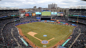 Thumbnail for Yankee Stadium Requests $1.04 Billion Bond In Possible Move To Build NYCFC Stadium
