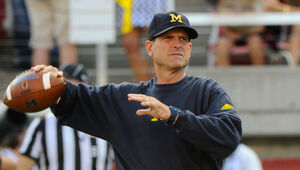 Thumbnail for Jim Harbaugh Just Got A Huge Raise, But Not In The Way You'd Expect