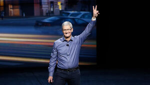 Thumbnail for Apple CEO Tim Cook Makes Case For Corporate Tax Reform
