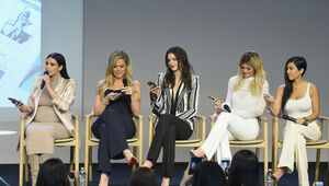 Thumbnail for Kardashian Klan On Verge Of Kollapse? Family Runs Afoul Of Internet Ad Guidelines.