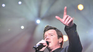 "Thumbnail for Rick Astley Became A Millionaire At 22 And Felt It Was ""Ridiculous"""