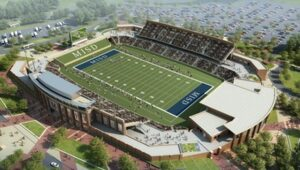 Thumbnail for A Texas Town Is Building A Record-Breaking $70 Million High School Football Stadium!