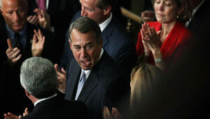 Thumbnail for John Boehner Gets New Job At Tobacco Company Reynolds American