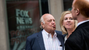 Thumbnail for Former Fox News Honcho Will Be Paid $40 Million To Go Away After Sex Scandal