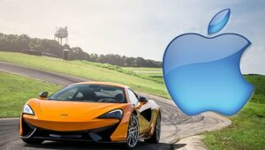 Thumbnail for If The Rumors Are To Be Believed, Apple Might Buy Luxury Car Company McLaren Automotive