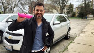 Thumbnail for A Chicago News Anchor Quit His Job To Become A Lyft Driver… And It's About To Pay Off