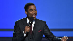 Thumbnail for Chris Rock Signs $40 Million Deal For Two Netflix Stand-Up Specials