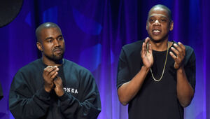 Thumbnail for Kanye West Says There Will Never Be A Sequel To 'Watch The Throne' And He Blames Apple/Tidal