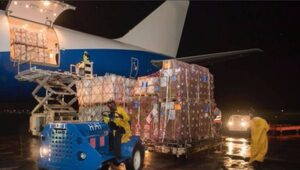 Thumbnail for H.H. Sheikh Mohammed Sends Private Jet With $354,000 Worth Of Supplies To Haiti