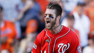 Thumbnail for Bryce Harper Reportedly Wants A $400 Million When He Hits Free Agency In 2018