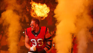 Thumbnail for Houston Texan J.J. Watt Gives $10,000 To Ailing HS Football Player