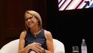 Thumbnail for Katie Couric Moves To Dismiss $13M Lawsuit