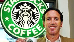 Thumbnail for Rags To Multi-Billionaire Starbucks CEO Howard Schultz Steps Down To Focus On Philanthropy And Social Causes