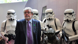 Thumbnail for George Lucas Settles On LA To Host His $1.5 Billion Museum