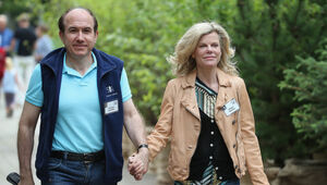 Thumbnail for Viacom's Philippe Dauman Made An Insane Amount Of Money For Getting Fired