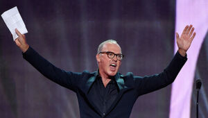 Thumbnail for Michael Keaton Had A Pretty Good Reason For Turning Down Third 'Batman' Film