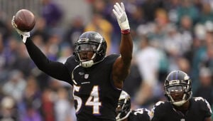 Thumbnail for Ravens Linebacker Zach Orr Is Retiring For Medical Reasons And Therefore Gives Up Millions Of Dollars