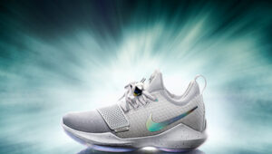 Thumbnail for Indiana Pacers Forward Paul George Receives His Own Nike Signature Shoe