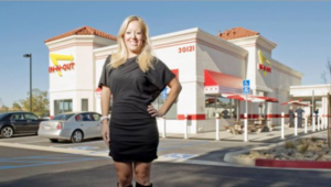 Thumbnail for In-N-Out Heiress Speaks Out In Rare Interview