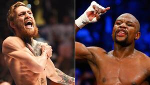 Thumbnail for Floyd Mayweather Says Conor McGregor's Net Worth Isn't High Enough To Fight…But Floyd's Numbers Are Wrong
