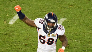 Thumbnail for Von Miller Fined Thousands Of Dollars For Farting